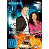 The Border - Staffel 1 4 DVDs