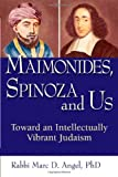 img - for Maimonides, Spinoza and Us: Toward an Intellectually Vibrant Judaism book / textbook / text book
