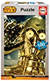 Puzzles Educa - Star Wars C-3PO, 100 piezas (16283)