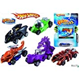Hot Wheels R1171 Hot Wheels Color Shifters Creatures '57 CHEVY - Colors Vary
