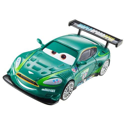 Disney / Pixar CARS 2 Movie 155 Die Cast Car Nigel Gearsley
