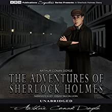 The Adventures of Sherlock Holmes Audiobook by Arthur Conan Doyle Narrated by David McCallion