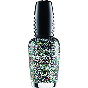 Wet n Wild Fast Dry Nail Color 238C Party of Five Glitters