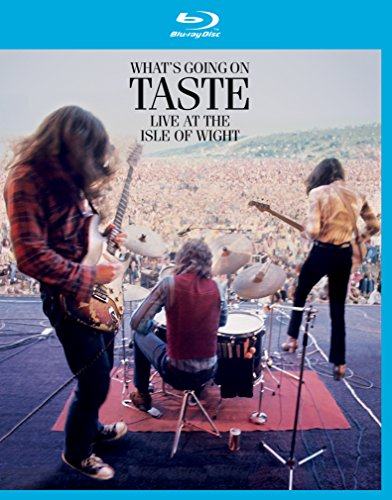 What's Going On: Taste – Live at the Isle of Wight 1970 (2015) Blu-ray 1080i AVC DTS-HD 5.1