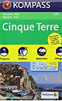 Carte touristique : Cinque Terre