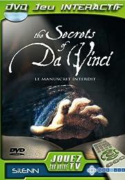 The Secrets Of Da Vinci - Le Manuscrit Interdit - Dvd Interactif