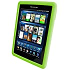 Pandigital COVSSI7GR7 Silicone Skin for Model R70G100 1 GB 7-Inch eReader - Green/White