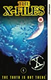 The X Files: Volume 4 - Ghost In The Machine/Ice [VHS]