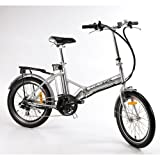 Cyclamatic FoldAway Electric e Bike