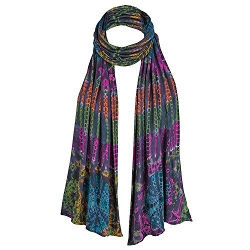 Women's Jennifer Tie-Dye Fashion Scarf - 15