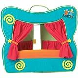 Manhattan Toy Puppettos Finger Puppet Theatre Stage