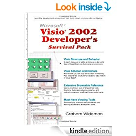 Visio 2002 Developer's Survival Pack