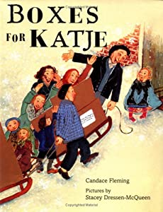 Cover of &quot;Boxes for Katje&quot;