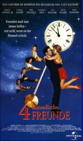 4 himmlische Freunde (Vier himmlische Freunde) [VHS]