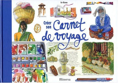 Livre cr er son carnet de voyage - Creer son livre de cuisine ...