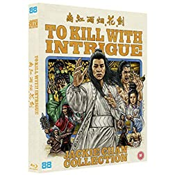 To Kill with Intrigue [Blu-ray]