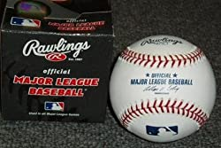 Rawlings Official Major League Game Baseball
