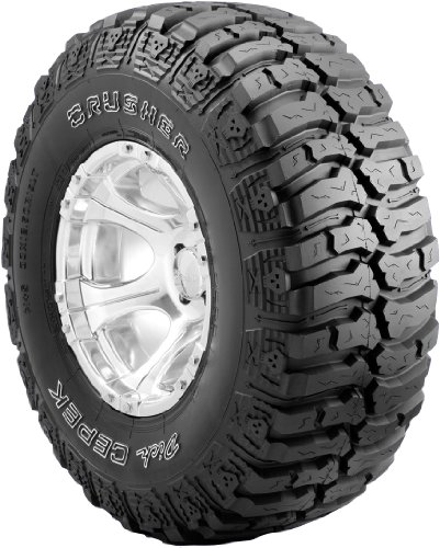 Dick Cepek Crusher Mud Terrain Tire - 33 x 12.50R15LT