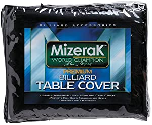 Mizerak P0867 Premium Billiard Table Cover