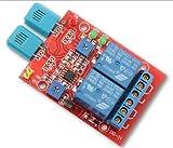 湿度をダブル感知! 2Way 湿度 制御 スイッチ モジュール LV299