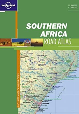 Southern Africa (Lonely Planet Travel Atlas)