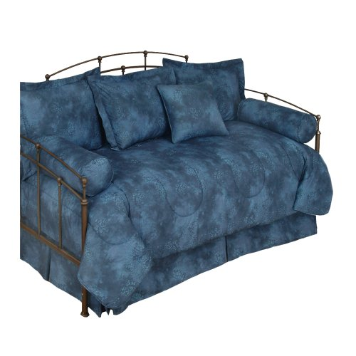 Caribbean Coolers Daybed Set - Indigo (Twin)