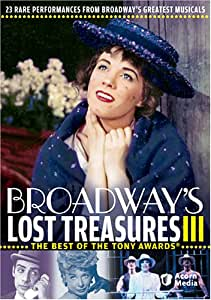 Broadway S Lost Treasures 3 [Edizione: Germania]