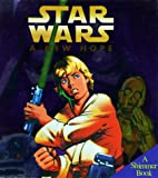 img - for Star Wars: A New Hope (Shimmer Book) book / textbook / text book