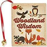 img - for Woodland Wisdom (mini book) book / textbook / text book