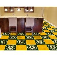 Oakland Athletics Carpet Tiles 18