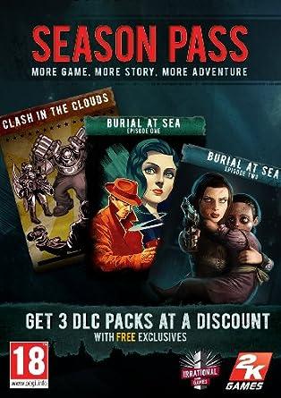 BioShock Infinite Season Pass  [Online Game Code]