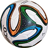 Hikco world cup Synthetic Football Multicolor-HSB015