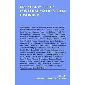 Free Essays On Post Traumatic Stress Disorder