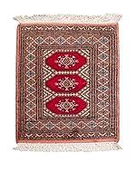 Navaei & Co. Alfombra Kashmir Rojo/Multicolor 81 x 62 cm