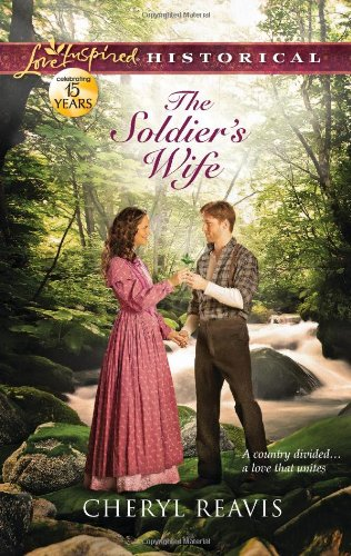 Image of The Soldier's Wife (Love Inspired Historical)