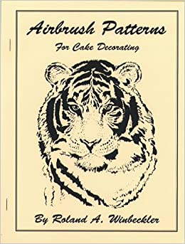 Airbrush Techniques Cake Decorating Book : Amazon.com: Airbrush Patterns For Cake Decorating ...