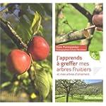 J'apprends � greffer mes arbres fruit...