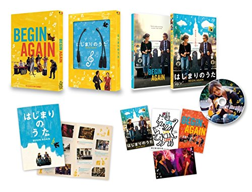 【Amazon.co.jp限定】はじまりのうた BEGIN AGAIN(2L型アートカード付) [Blu-ray]