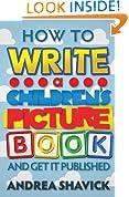 Write A Children's Picture Book