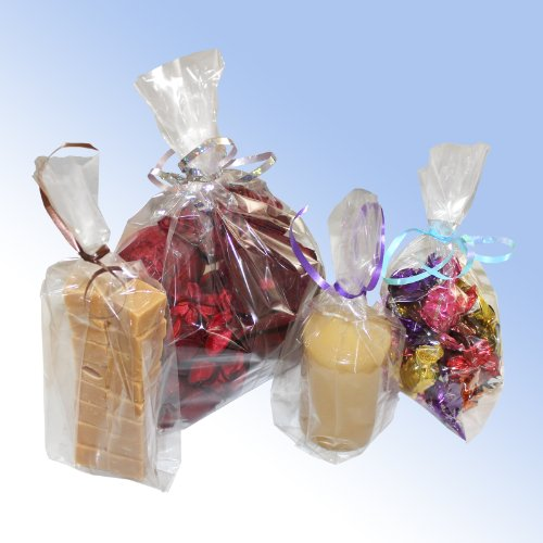 5-packs-of-50-7-x-3-x-15-clear-cellophane-cello-bags-with-gusset-ideal-for-sweets-and-crafts