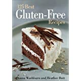 The 125 Best Gluten-Free Recipesby Donna Washburn