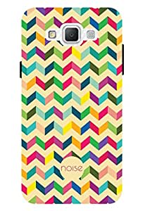 Noise Multi Zigzag Printed Cover for Samsung Galaxy Grand Max SM-G7200