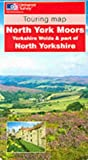 echange, troc Cartes Ordnance Survey - Carte de randonnée : North York Moors (en anglais)