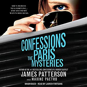 Confessions: The Paris Mysteries Audiobook