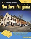 img - for ADC Virginia Northern: Street Atlas book / textbook / text book