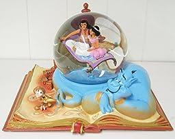 Hallmark 1CLX2011 Aladdin Waterglobe