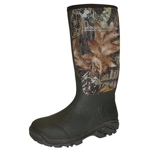 Best Review Of MuckBoots Men's Woody Sport Hunting Boot
