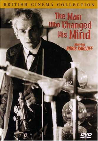 Man Who Changed His Mind [DVD] [Region 1] [US Import] [NTSC]