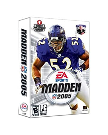 Madden 2005 Football for PC