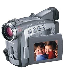 Canon ZR85 MiniDV Camcorder w/20x Optical Zoom